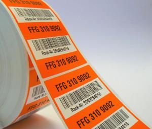 3. Logistické etikety