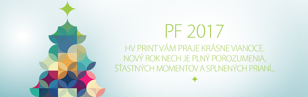 expresná tlač Bratislava Banner PF-2017