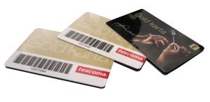 Tlac plastových kariet