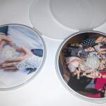 potlač CD a DVD