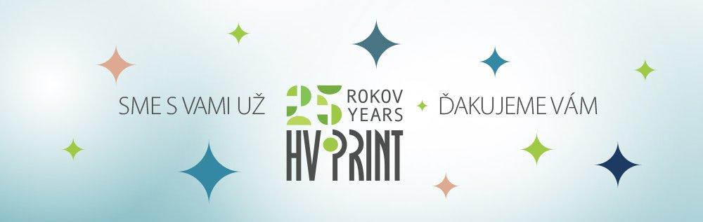 25 rokov tlačiarne Bratislava