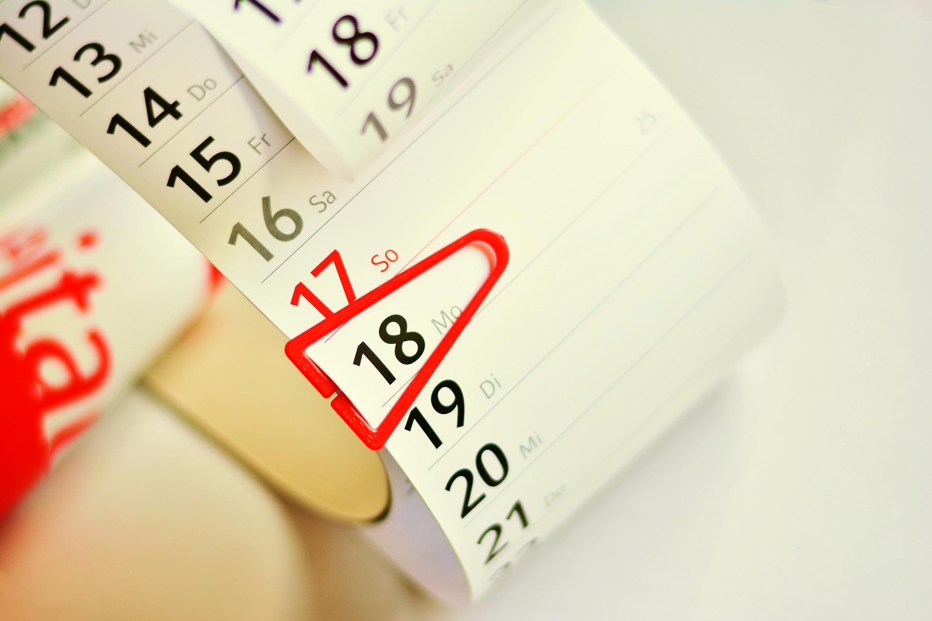 kalendáre dizajn
