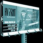 tlač a výroby billboardov