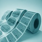 samolepiace etikety